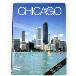 Vintage Chicago Picture Coffee Table Book